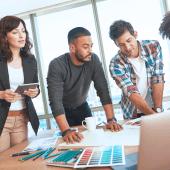 Akendi competitive brand landscape analysis