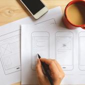Akendi mobile ui ux design