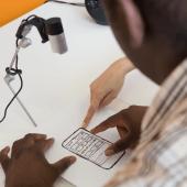 UI UX usability testing by Akendi