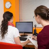Akendi web eye tracking research